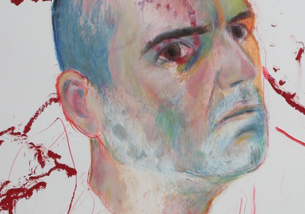 détail,autoportrait2020